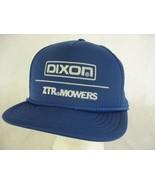 Dixon ZTR Mowers Blue Snapback Adjustable Trucker Hat  - $17.81