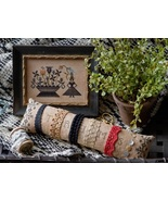 A Lady's Trimkeep and Companion cross stitch chart Plum Street Samplers  - $9.00