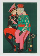 """Denis Paul Noyer """"Corporal Benedikt & Grand Duke Viktor"""" - S/N Serigraph... - $110.00"""