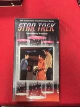Vintage Sealed Star Trek Tomorrow Is Yesterday VHS Episode 21 1967 - $38.79