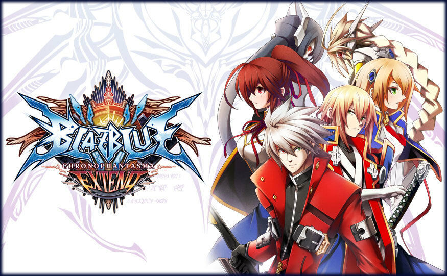 Primary image for BlazBlue Chronophantasma Extend PC Steam Key NEW Download Fast Region Free