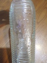 Vintage Orange Crush Augusta Georgia 6 oz Glass Soda Pop Bottle - $40.00