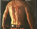 BOOK OF BLOOD Clive Barker,Sophie Ward, Jonas Armstrong R2 PAL