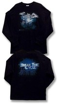 """STAIND - 2001 """"BREAK THE CYCLE"""" LONG SLEEVE JERSEY T-SHIRT *NEW* / SZ. XL - $11.15"""