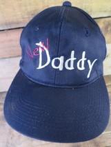 New DADDY Snapback Newborn Baby Adjustable Adult Hat Cap - $9.89