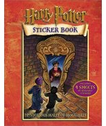 Harry Potter: Mysterious Halls of Hogwarts (Harry Potter Sticker Books) ... - $44.10