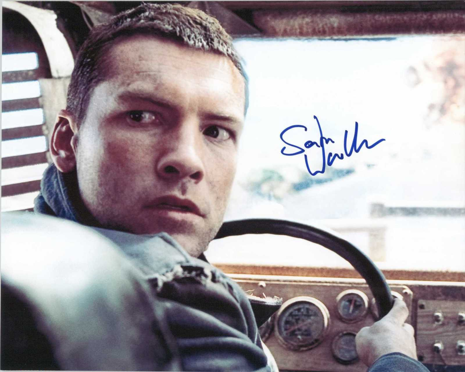 "Primary image for Sam Worthington Signed Autographed ""Terminator"" Glossy 8x10 Photo"