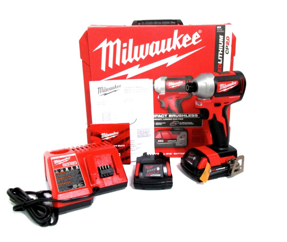 Milwaukee Cordless Hand Tools 2850-22ct
