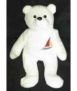 Plush Toy Bear California Travel Souvenir Newport Beach California Beani... - $25.00