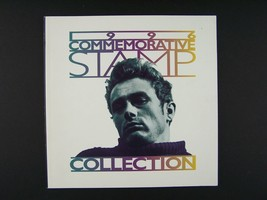 1996 Commemorative Stamp Collection James Dean Cover Paperback - $19.79