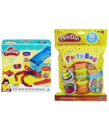 Play-Doh Fun Factory Set + PlayDoh Sparkle Compound Collection Compound - $24.29