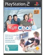Eye Toy: Chat Light PS2 (Playstation 2) - Free Postage - UK Seller - $4.86