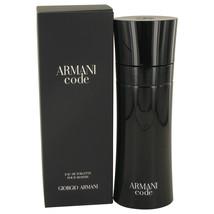 Giorgio Armani Armani Code 6.7 Oz Eau De Toilette Cologne Spray image 1