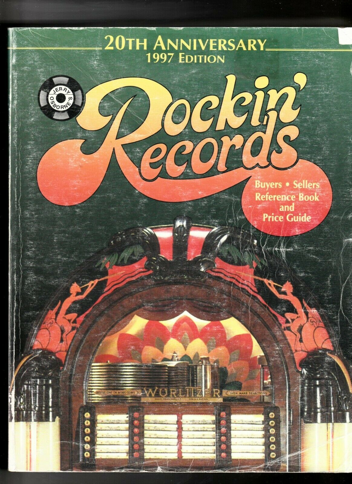 Primary image for Rockin' Records, 1997: 20th Anniversary Edition Buyers-Sellers Reference Book. b