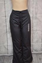 Pewter Cherokee Scrubs Workwear Natural Rise FlareLeg Drawstring Pant, Size S - $15.99