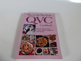 2002 Best of the Best from QVC Cookbook Favorite Recipes Viewers Hosts E... - $7.49