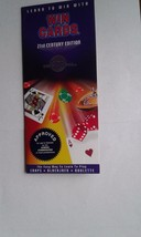 Gaming International- How to Play, Craps, Black Jack, Roulette, Instruct... - $4.50