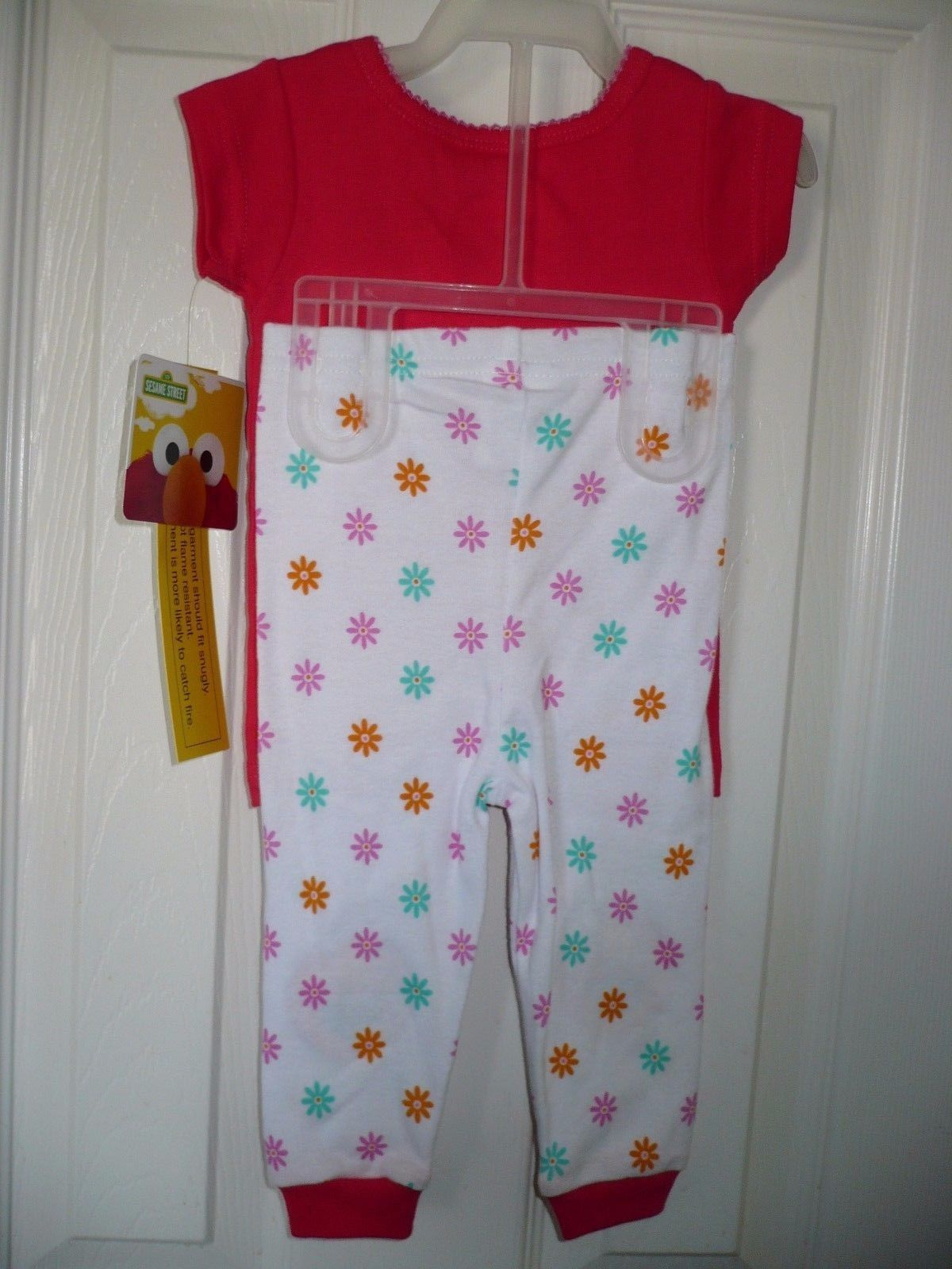 18799e5db Elmo Girls Pajamas Too Cute Size 9 MONTHS and 20 similar items