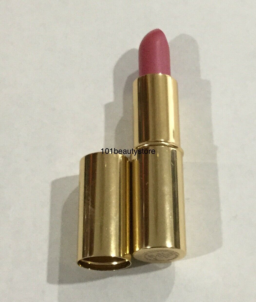 Primary image for ESTEE LAUDER Pure Color Long Lasting Lipstick GOLD CASE *NEW.UNBOXED*
