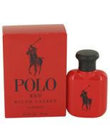 Polo Red by Ralph Lauren Eau De Toilette .5 oz for Men #536066 - $20.77