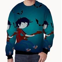 Marshall Lee Adventure Time Guitar Mens Sweatshirt - $27.99+