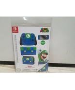 Controller Gear Nintendo Switch Skin & Screen Protector Set Super mario ... - $16.10