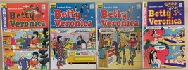 BETTY & VERONICA lot of (4) issues (1971-1975) Archie Comics VG - $9.89