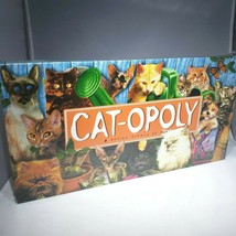 Cat-opoly by Late For The Sky Property Trading Board Game Factory New Se... - $24.95