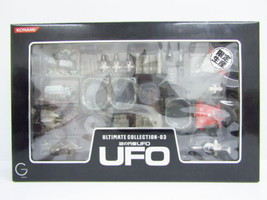 KONAMI UFO Ultimate Collection Limited Figure Toy Used Japan F81 - $518.39