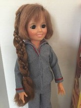 Vintage Ideal Crissy Doll Hair that Grows 1969 in Box Excellent Condition - $62.41
