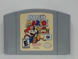 Paper Mario 64 Nintendo 64 Tarjeta de Juego (Us Version) - $25.13
