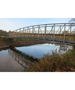 1000 Piece Jigsaw Puzzle BridgeInBoyd - Natural Scenic Landscape Art | P... - $17.15
