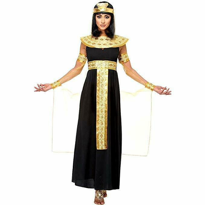 Costume Culture Cleopatra Reina Del Nilo Egipcio Disfraz Halloween 48459