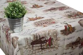 [Noble Concert] 59'' Wide Handmade Curtain/Tablecloth Cotton Fabric (1959 Inch)
