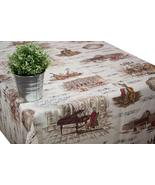 [Noble Concert] 59'' Wide Handmade Curtain/Tablecloth Cotton Fabric (195... - $22.34