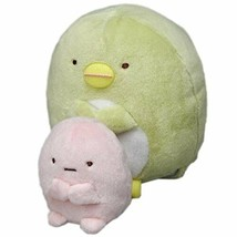 Sumikko Gurashi Plush Doll 5'' Wriggling Sumikko Penguin W/tapioca Limit... - $41.13