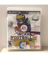 NCAA FOOTBALL 14 (SONY PLAYSTATION 3, 2013) PS3 RARE - $77.39