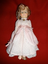 Ideal SHIRLEY TEMPLE DOLL The Little Colonel 1982 + RECORD ALBUM Little ... - $13.00