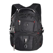 BDF Waterproof Unisex Swisswin Laptop Backpack Travel Backpack Waterproo... - $47.61