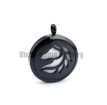 With silver chain gift Horse (30mm) Aromatherapy / Stainless Steel Essential Oil - $10.72