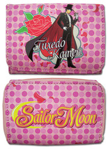 Sailor Moon: Tuxedo Kamen Wallet GE7948 NEW! - $17.99