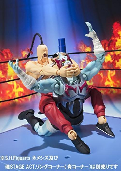 NEW S.H.Figuarts Kinnikuman RAMENMAN ORIGINAL COLOR EDITION Figure BANDAI Japan