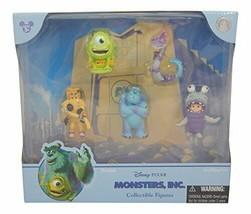 Disney Parks Monsters Inc 5 pc. Figure set PVC - Disney Parks Exclusive - $34.64