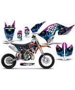 Dirt Bike Graphic Sticker Kit Decal Wrap For KTM SX65 SX 65 2009-2015 FR... - $98.95