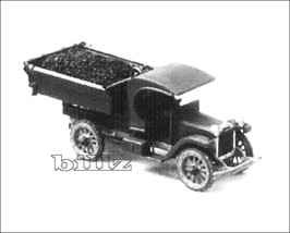 OnTrak HO 5103 - 1919 Kleiber Open Cab Dump Tru... - $39.50