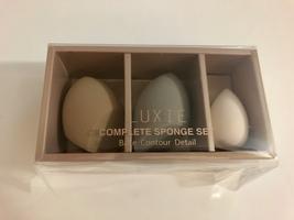 Luxie 3-Pc. Complete Sponge Set ( Bake Contour Detail ) - $32.95