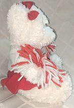 Steven Smith Stuffed Animals INC PA7563RC Shattuck Indians Cheerleader Bear image 3