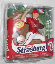 NATIONALS STEPHEN STRASBURG BRONZE LEVEL MCFARLANE ACTION FIGURE #0238 O... - $38.00