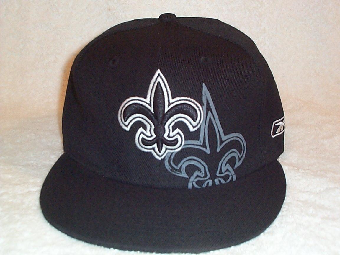 NFL NEW ORLEANS SAINTS HAT - REEBOK CAP