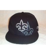 NFL NEW ORLEANS SAINTS HAT - REEBOK CAP  - $18.95